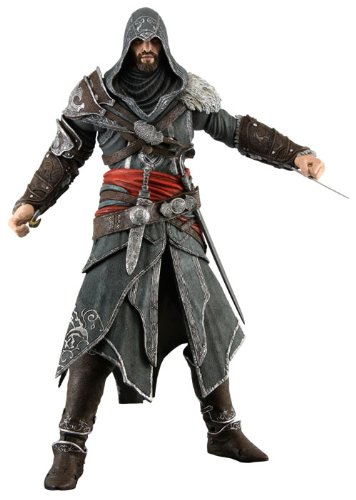 Ezio Auditore Costume (Assassins Creed Revelations 7inch Ezio Auditore Da Firenze Action Figure)