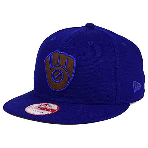 - New Era Cap Co,. Inc. Men's 11343736, Black, One Size fits All