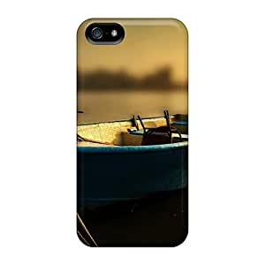 New Fashionable JamesPTaylor ZCjQlVY1536oxHKb Cover Case Specially Made For Iphone 5/5s(water Nature Boats Fishing Sea)