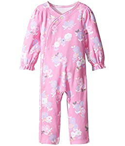 Kate Spade York Kate Spade York Girls Floral Coverall, Posy Floral, 9 Months from Global Brands Group - Quidsi