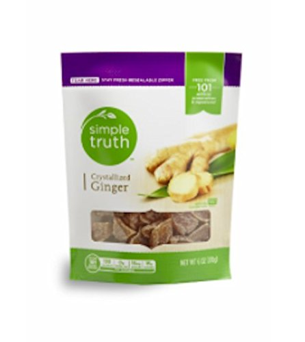 Simple Truth Crystalized Ginger 6 oz (2 pack) by Simple Truth