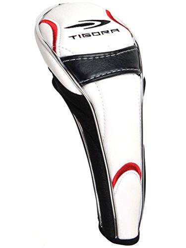 無力ラップトップ歌詞ティゴラ(TIGORA) ゴルフ マグネット式 ヘッドカバー ユーティリティウッド (TR-0B1004HC UT) ホワイトXレッド