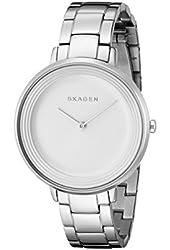 Skagen Women's SKW2329 Analog Display Analog Quartz Silver Watch