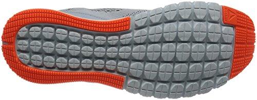 Reebok Bd4529, Zapatillas de Trail Running para Hombre Gris (Cloud Gry / Blk / Polar Blu / Wild Orng / Stnwsh)