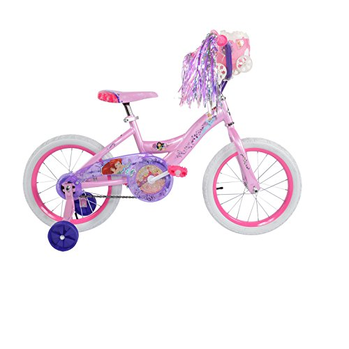 "Huffy Disney Princess Bike 16"" - Pink"