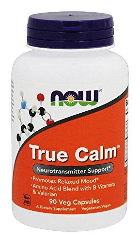 Now Foods True Calm Capsules product image