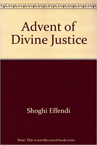Book Advent of Divine Justice