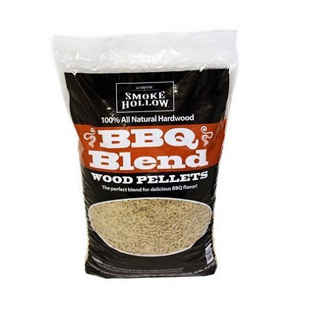 10. SMOKE HOLLOW BBQ Blend Wood Pellets - 20 lb. Bag
