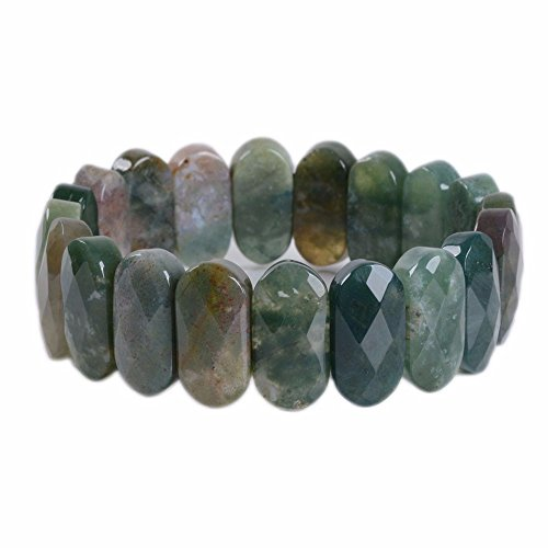 Natural Faceted Indian Agate Gemstone 20 - Faceted Natural Agate Shopping Results