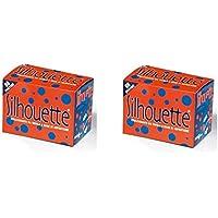 Dolcificante Silhouette in Pratiche Bustine - 2 x 60 pz - Novarese Zuccheri