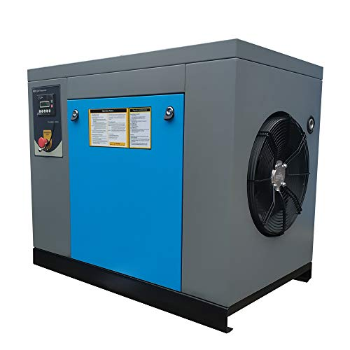 HPDMC 10HP Rotary Screw Compressor 40cfm @ 115psi 230v 60Hz 3-Phase