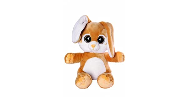 Amazon.com: Blickfänger 14159 Cuddly Toy Hare 30 cm Glitter: Toys & Games
