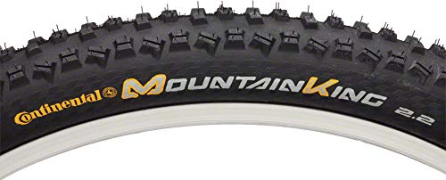 Continental Mountain King II - 29in Protection + Black Chili, 29x2.40 (Continental Mountain King 26 X 2-2 Review)