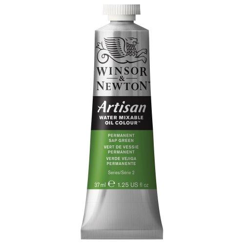 Winsor & Newton 1514503 Artisan H20 Oils 37ML. PERM SAP Green, 37-ml Tube, Permanent