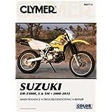 Clymer Repair Manual for Suzuki DRZ400E/S/SM 00-09