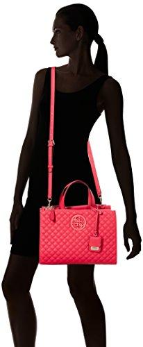 portés Sacs 5 Guess W x main L cm Bags Hibiscus Rose Hobo H 13x23x32 femme xZwt4fw