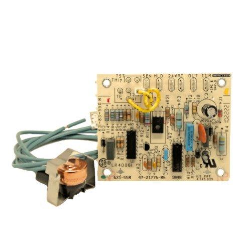 OEM Upgraded Ruud Heat Pump Defrost Control Circuit Board & Sensor (Circuit Heat Detector)