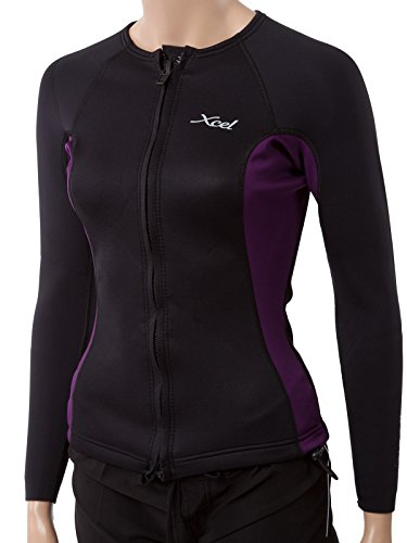 Xcel Womens Smoothskin Front Wetsuit