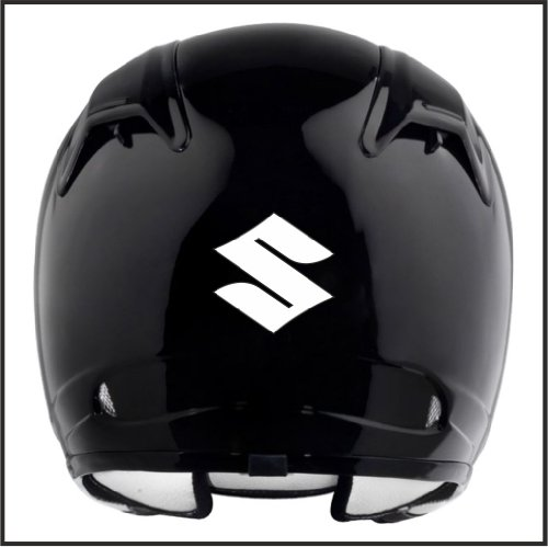 Suzuki Logo Helmet Motorcycle Decal Sticker M1 3