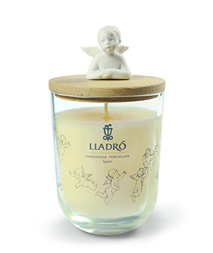Lladro Thinking of You Candle-Gardens of Valencia
