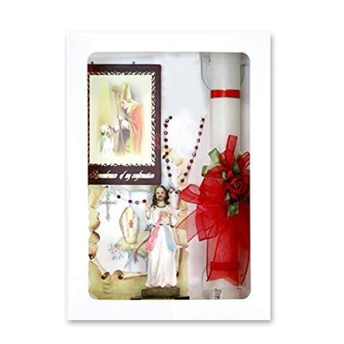 SF001 Catholic & Religious Gifts, Confirmation Gift Set Girl English