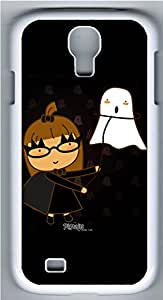 Samsung Galaxy S4 I9500 Cases & Covers - Buffy The Action Custom PC Soft Case Cover Protector for Samsung Galaxy S4 I9500 - White