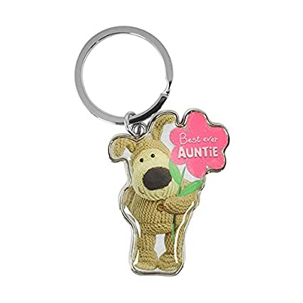 Boofle - Best Ever Auntie Metal Keyring  Amazon.co.uk  Kitchen   Home 67e0e6f4f058