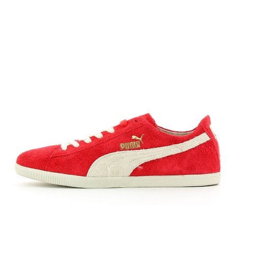 Red Whisper Puma Glyde Sneakers High Lo Risk red VTG xww4qUpYnO