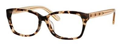 4b4f1400fc5 Amazon.com  Kate Spade Demi F Eyeglasses-0ESP Camouflage Light ...