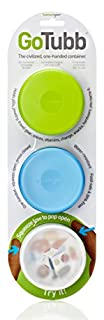Humangear GoTubb, 3-Pack, Medium (2oz), Clear/Green/Blue (B0095Q51O0) | Amazon Products