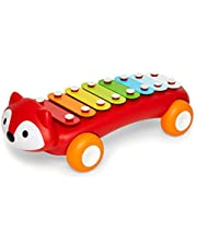 Skip Hop Explore & More Fox Xylophone, Red