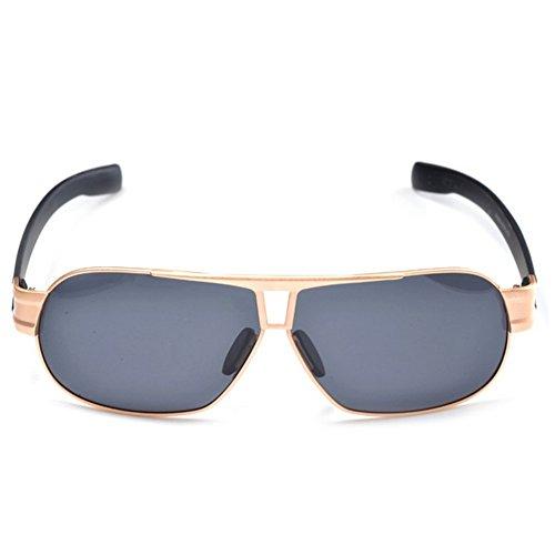 Y-H Men's Eyewear Classic Polarize Casual Sunglasses(C4)