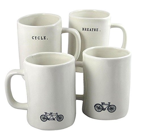 bicycle coffee mug - 7