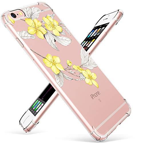 iphone 6 plus bumper case yellow - 4