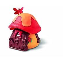 Schleich Smurfs Cottage, Red
