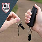 SABRE RED Pepper Spray Keychain with Quick Release