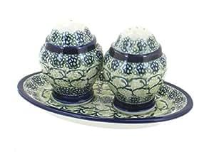Polish Pottery Shannon Salt & Pepper Shaker