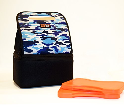 Lava Lunch Compartment Neoprene Camouflage product image