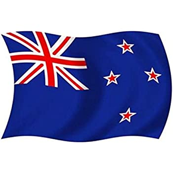 Amazoncom Online Stores New Zealand Printed Polyester Flag - New zealand flags
