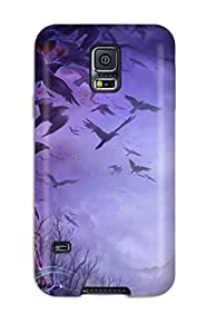 New Arrival Case Specially Design For Galaxy S5 (artistic)