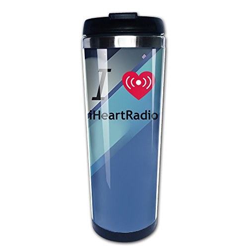 qibeplo-iheartradio-vacuum-stainless-steel-thermos-coffee-mug-starbucks-mug-thermal-mug-travel-tumbl