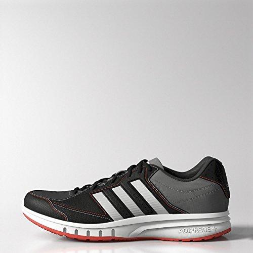 Adidas Trainingsschuhe Multisport Tr Granit/msilve/solred, Größe Adidas:9.5