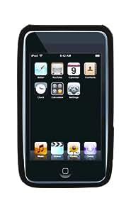 Skpad - Funda de silicona para iPod Touch 2G, color negro