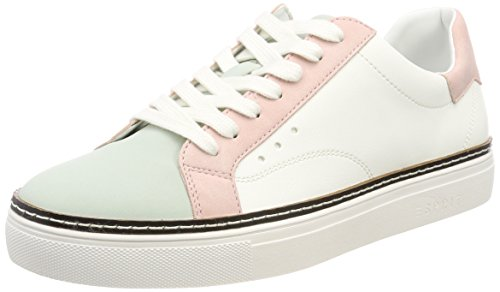 Esprit Dames Nicolette Lu Sneaker Wit (wit)