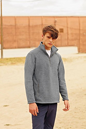 the Homme Loom Sweat Rouge of Shirt Fruit XFAf5