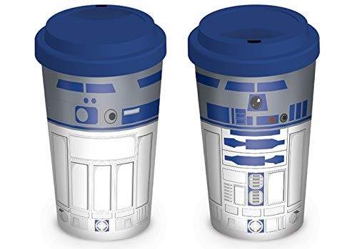 Star Wars Travel Mug R2 D2 Coffee-To-Go-Becher