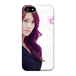 Awesome Ylg61295zsVU Defender Hard Cases Covers For Iphone 5/5s- Yoona Snsd Kpop