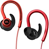 JBL Reflect Contour Bluetooth Wireless Sports Headphones (Red)