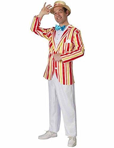 Disney Mary Poppins Bert Deluxe Mens Costume - Bert Costumes Mary Poppins