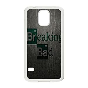 Breaking Bad Samsung Galaxy S5 Cell Phone Case White AMS0721153